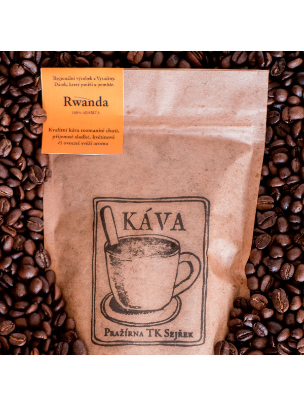 Rwanda A, Screen 15UP, FW, Muramba washed, 150 g